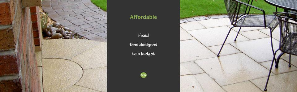 affordable landscape design solutions